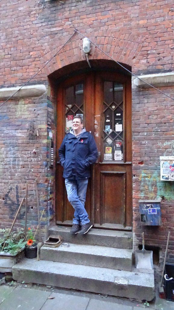 David in Hamburg