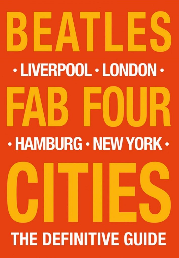 Beatles Fab Four Cities cover