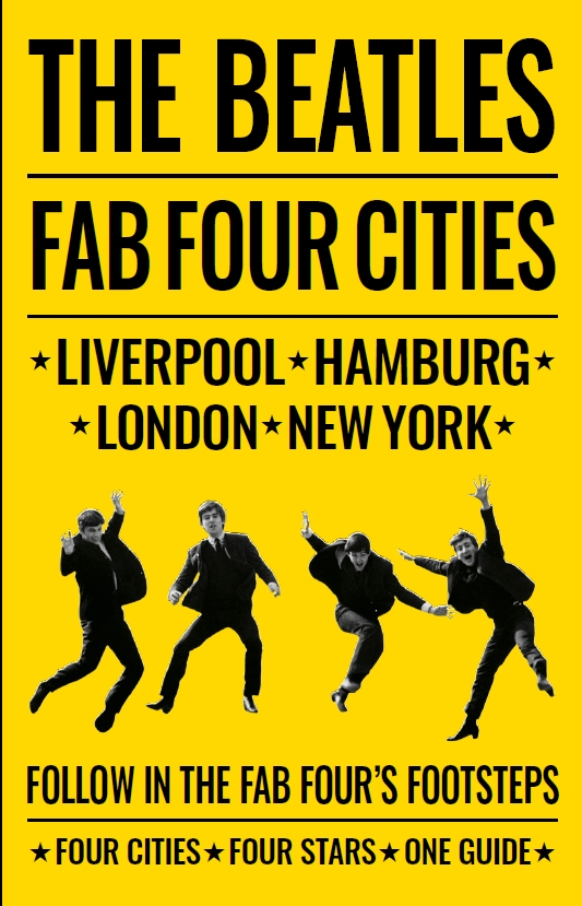 The Beatles Fab Four Cities